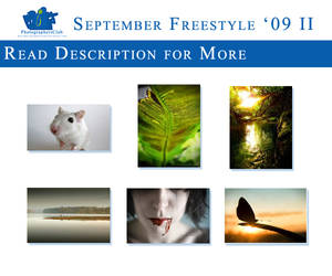 September 09 Freestyle II by PhotographersClub