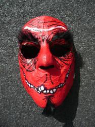 Mask of the Troll by SofiaAlexandra