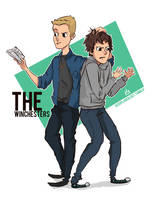 The Winchesters by JailhouseKing