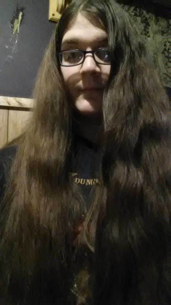Still more hair. by TheAmazingKaren