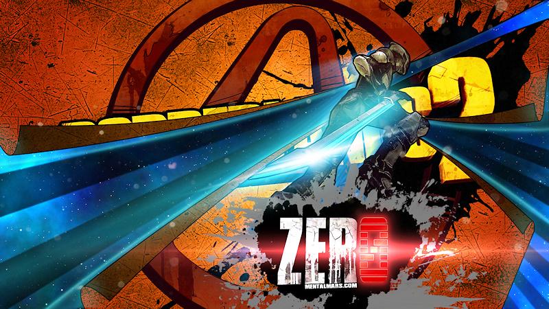 Borderlands 2 - Zero Wallpaper - Killing Blow by mentalmars