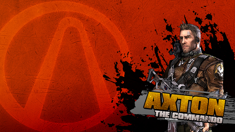 borderlands 2 wallpaper axton - photo #25