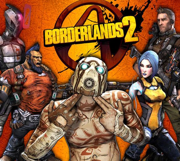 Counter Strike Global Offensive - Dereceli Bölüm 2. Borderlands 2 Bölüm 1.