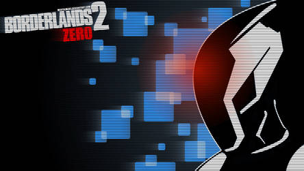 Borderlands 2 - Zero Wallpaper (Blacklist)
