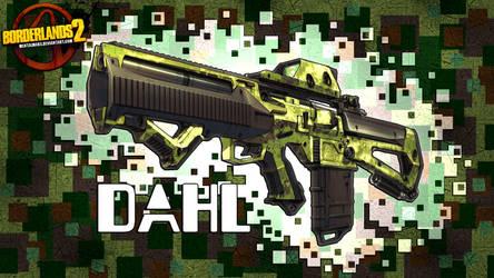 Borderlands 2 Wallpaper - Dahl by mentalmars