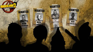 Borderlands 2 Wallpaper - Wanted