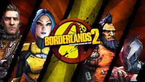 Borderlands 2 Wallpaper - Second Crossing