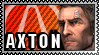 Borderlands 2 Stamp - Axton by mentalmars