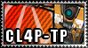 Borderlands 2 Stamp - CL4P-TP by mentalmars