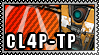 Borderlands 2 Stamp - CL4P-TP by mentalmars