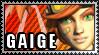 Borderlands 2 Stamp - Gaige by mentalmars