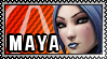 Borderlands 2 Stamp - Maya by mentalmars