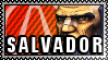 Borderlands 2 Stamp - Salvador by mentalmars