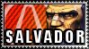 Borderlands 2 Stamp - Salvador by mentalmars