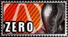 Borderlands 2 Stamp - Zero by mentalmars
