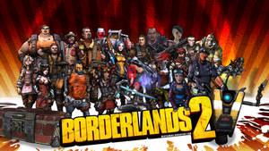 Borderlands2 Wallpaper - Fight Back