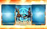 Borderlands 2 Wallpaper - Maliwan Interface