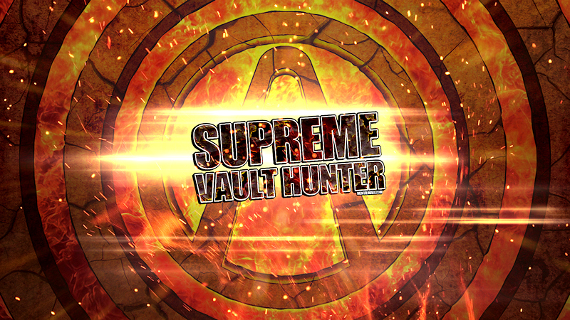 Borderlands Wallpaper - Supreme Vault Hunter by mentalmars