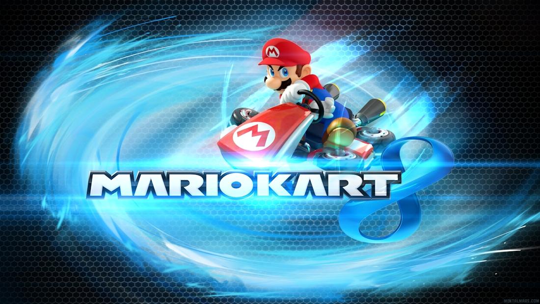 Mario Kart 8 Wallpaper: Mario Kart 8 Wallpaper By Mentalmars On DeviantArt