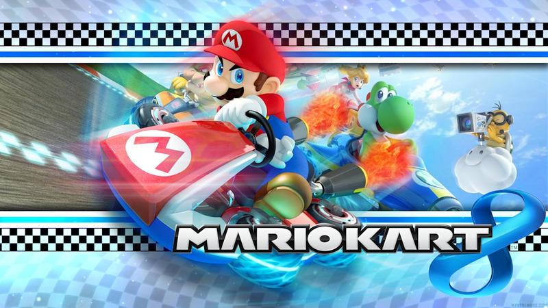 Mario Kart  Golden Car Parts