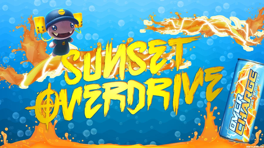 Sunset Overdrive Wallpaper By Mentalmars