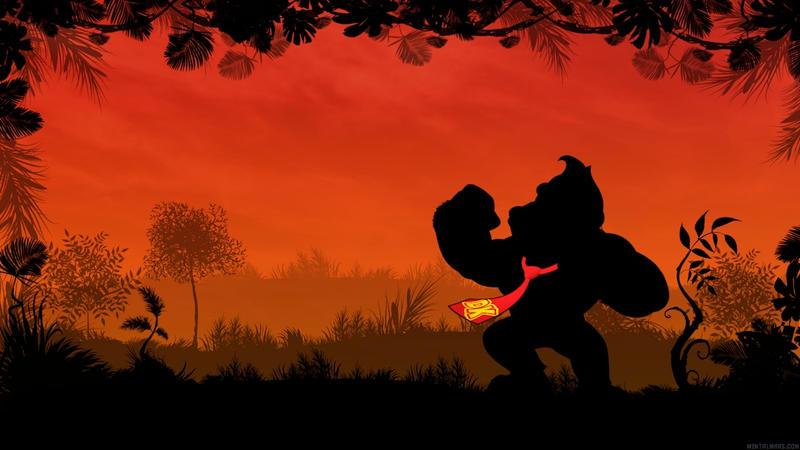 Games de GC convertidos para Wii U Donkey_kong_wallpaper_by_mentalmars-d7qsx89