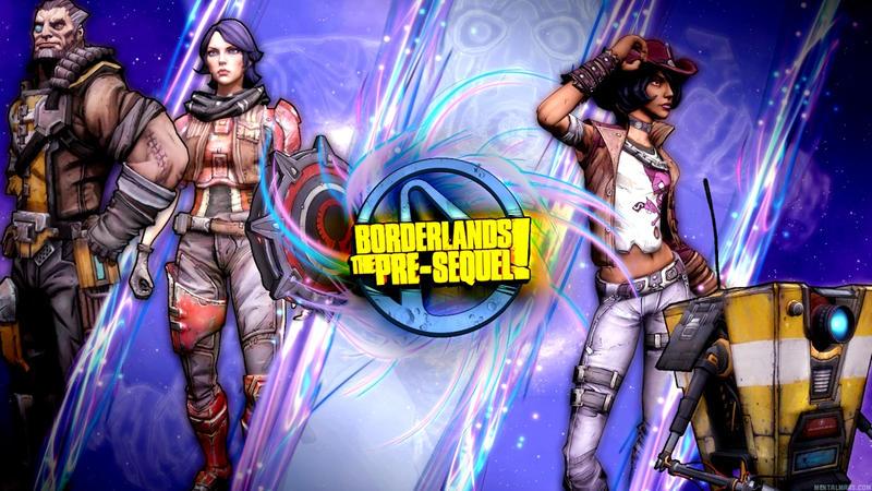 Borderlands Pre Sequel Best Enforcer Item Build
