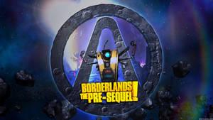 Borderlands the Pre-Sequel - ClapTrap Wallpaper