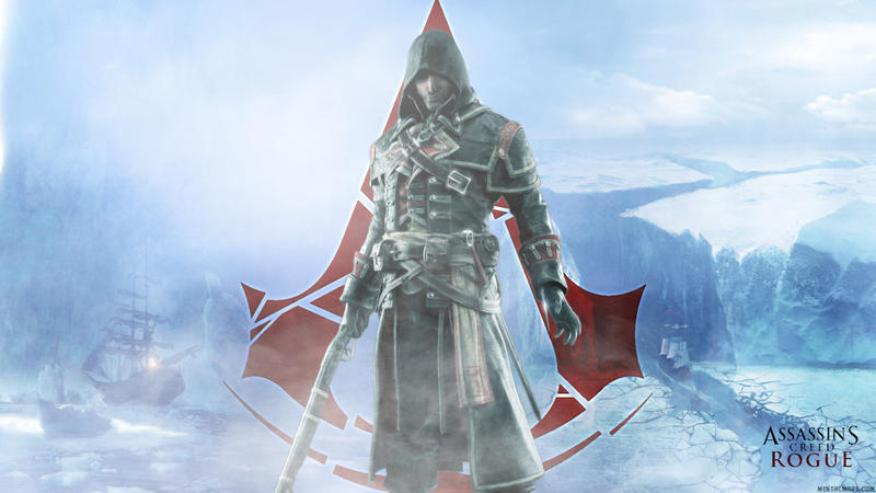Assassins Creed Rogue Wallpaper by mentalmars