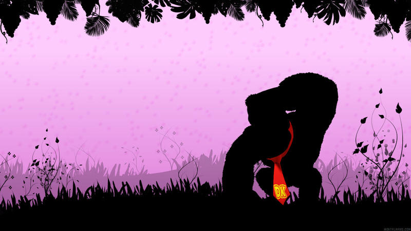 Donkey Kong Wallpaper 3 by mentalmars