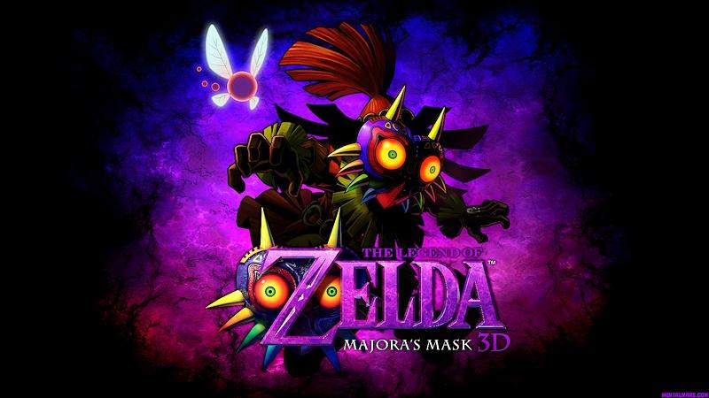 The Legend of Zelda Majora's Mask Wallpaper by mentalmars