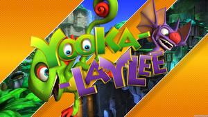 Yooka-Laylee Wallpaper 1