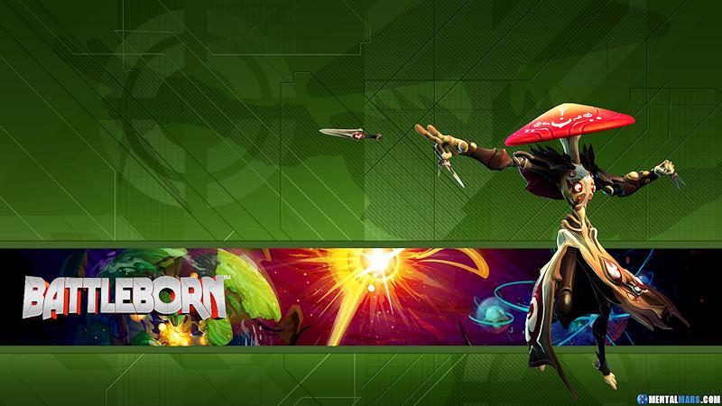 Battleborn Hero Wallpaper - Miko by mentalmars