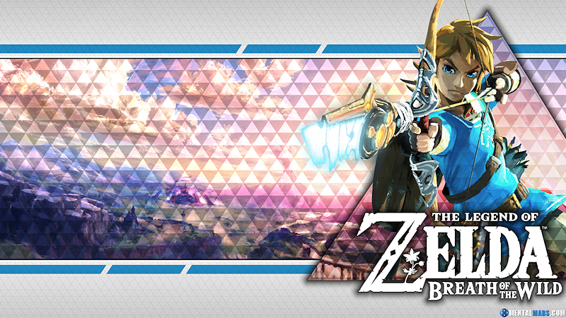 Breath of the Wild Wallpaper by mentalmars