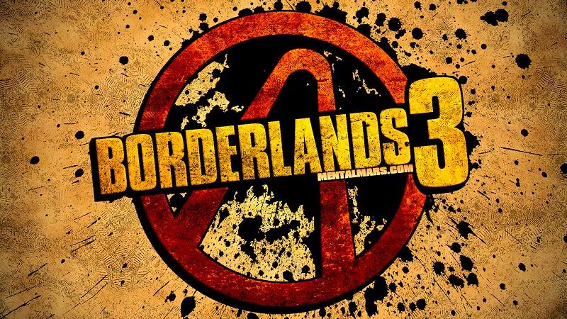 Borderlands 3 Wallpaper By Mentalmars On DeviantArt
