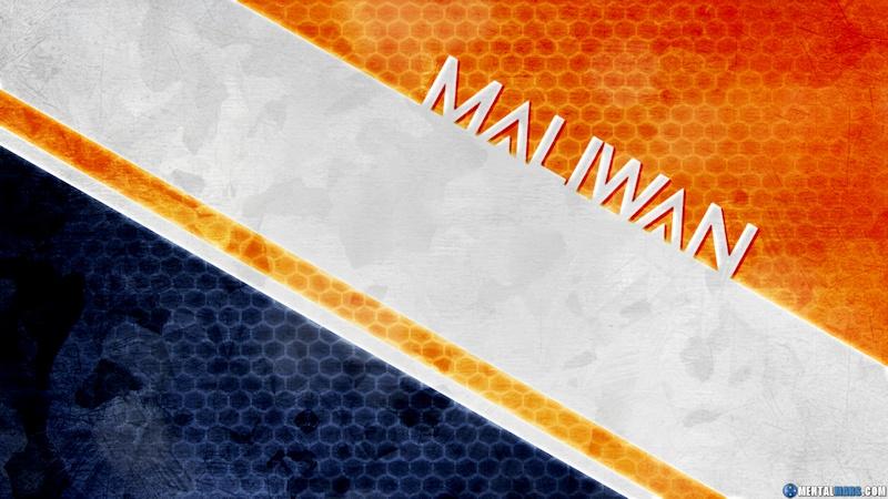 Maliwan Weapon Manufacturer Wallpaper by mentalmars