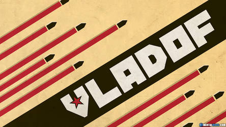 Vladof Wallpaper - Borderlands