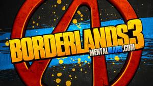 Borderlands 3 Wallpaper - Omen