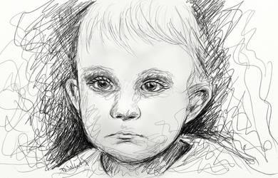 Alisa Sketch01 by DelicatArt