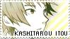 kashitaro ito stamp by Ciriu