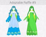 [CLOSED RAFFLE] Adoptable Raffle #9