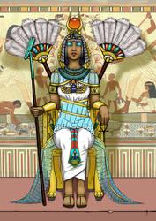 Ancient: Egypt by Zitadoeza