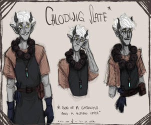 it's Chlodwig!!! by Colourcloud
