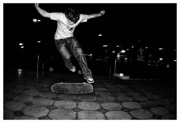 Skate en Catedral 3 by aleito