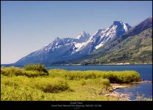 Valley of Teton - I
