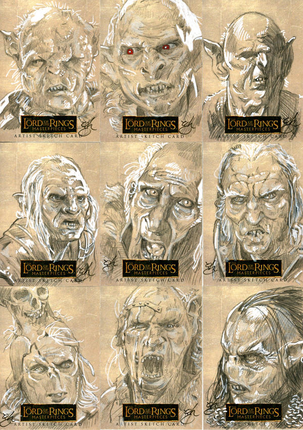 Names In The Lord Of The Rings Books