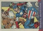 Vintage Captain America No. 11