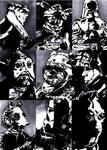 Star Wars Galactic Files 2 sketch cards