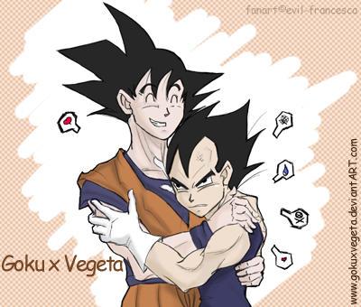 Goku X Vegeta ID Entry by DBZFanFicSalon on DeviantArt