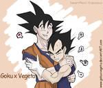 Goku X Vegeta ID Entry